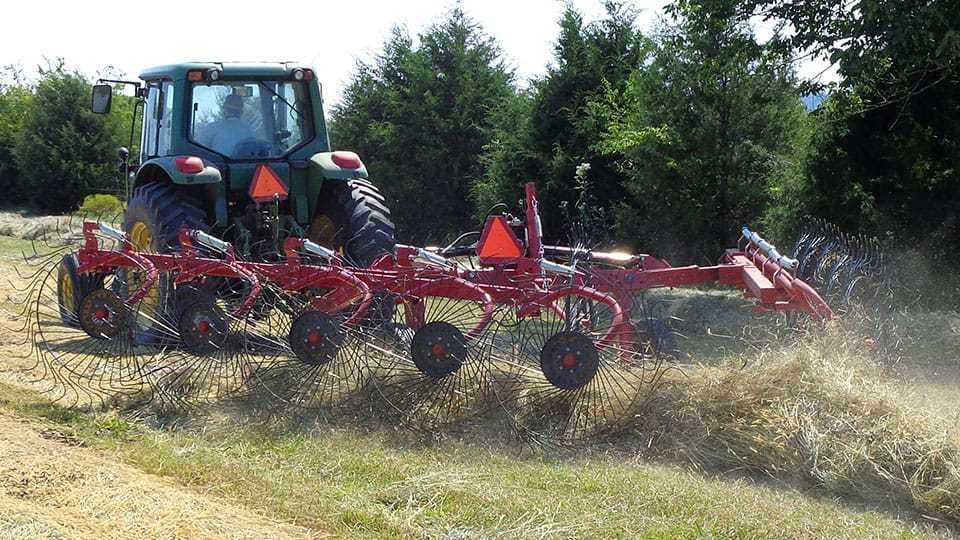 Large Scale Farming Attachments