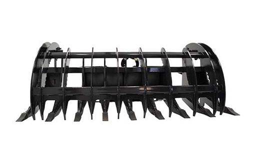 Grapple Skid Steer Attachments