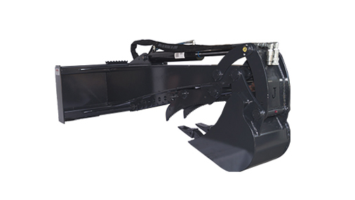 Backhoe Skid Steer Attachments