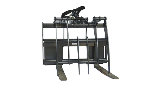 Pallet Forks Grapple Skid Steer Attachments