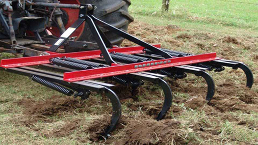 Cultivator/Plow Tractor Attachments