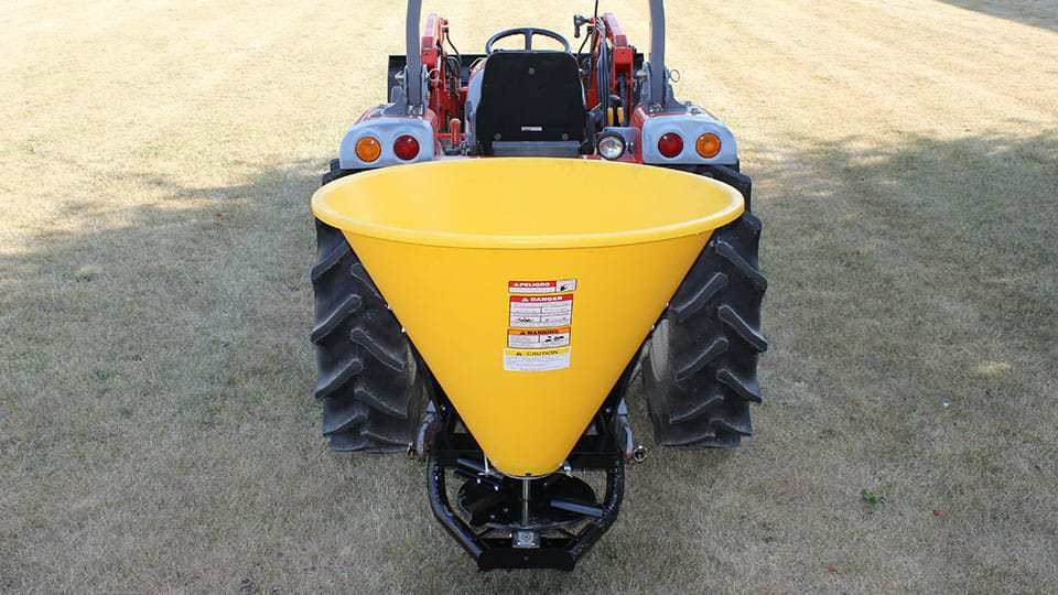 Seeder Tractor Attachments