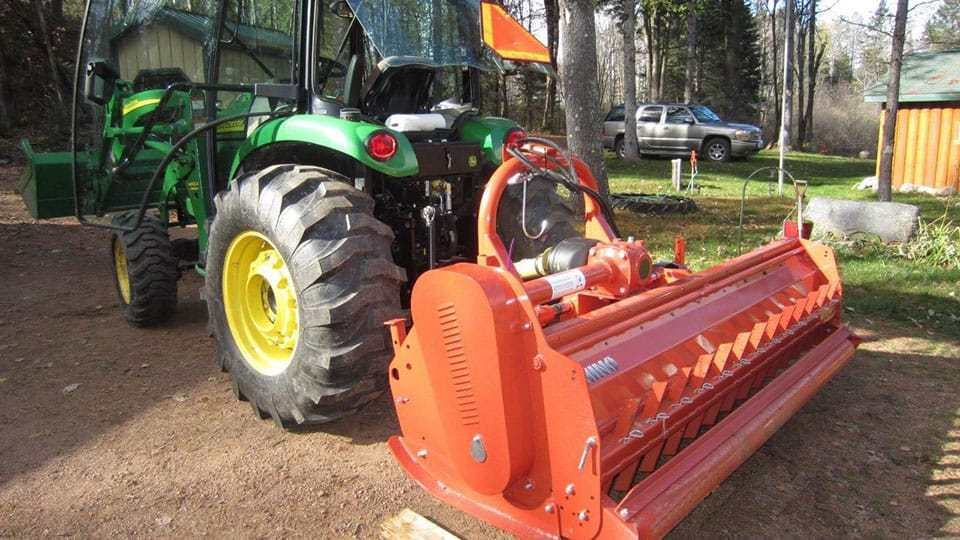 Flail Mower Tractor Attachments