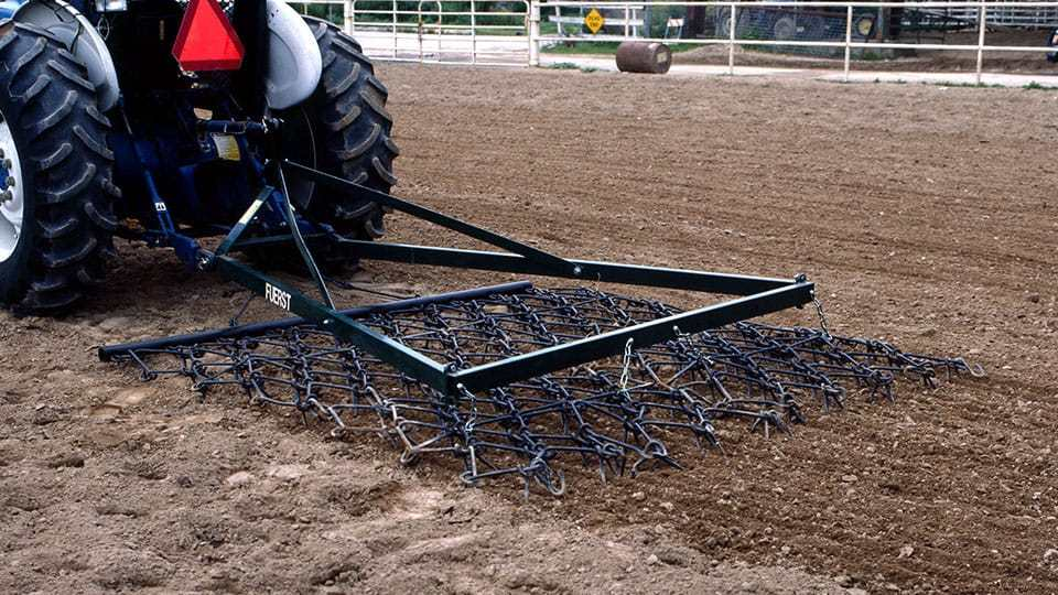 Drag Harrow Tractor Attachments