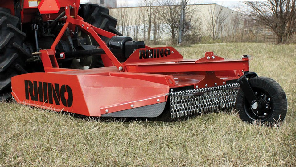 Brush Mower Tractor Attachments