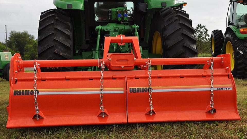 Tiller Tractor Attachments