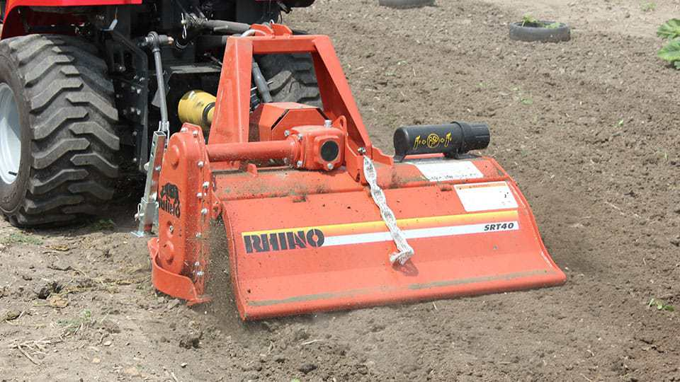 Rotary Tillers Tractor Attachments